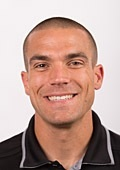 Andy Zidron, Head Men's Soccer Coach